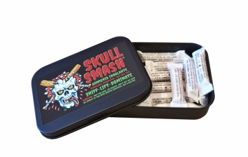 Skull Smash ammonia inhalants