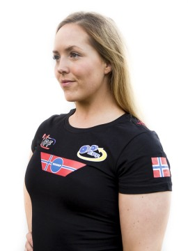 MR Norway Gripper t-shirt lady