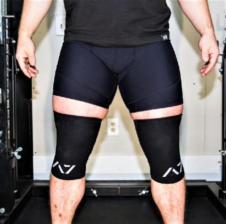 A7 knee sleeves